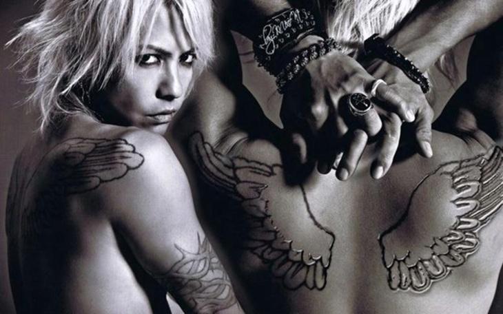 ラルクHydeのタトゥーデザイン!刺青に込められた意味や想いとは?