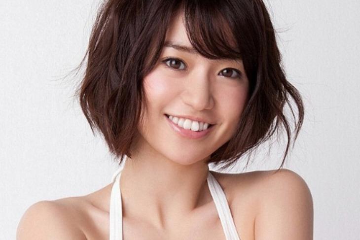 5位:前歯がチャームポイントの大島優子